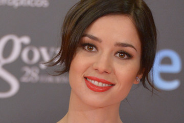 Dafne Fernandez Goya Cinema Awards 2014 - Red Carpet
