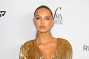 Romee Strijd attends The Daily Front Row's 7th annual Fashion Media Awards at The Rainbow Room on September 05, 2019 in New York City.