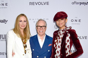 Dee Hilfiger, Tommy Hilfiger and Zendaya attend The Daily Front Row's 7th annual Fashion Media Awards on September 05, 2019 in New York City.
