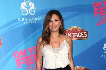 Daisy Fuentes Celebration Of The Los Angeles Engagement Of 'On Your Feet!' The Emilio And Gloria Estefan Broadway Musical - Arrivals