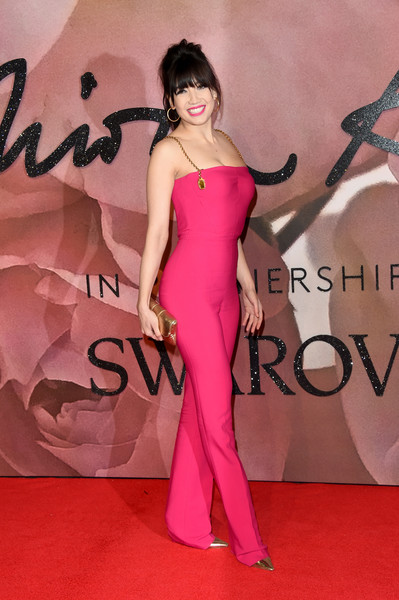 The Fashion Awards 2016 - Red Carpet Arrivals