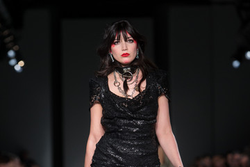 Daisy Lowe Vivienne Westwood Red Label Runway Show