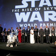"""Daisy Ridley World Premiere Of """"Star Wars: The Rise of Skywalker"""""""