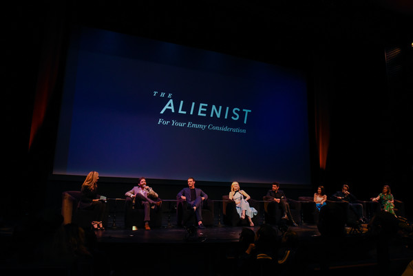 Emmy For Your Consideration Red Carpet Event For TNT's 'The Alienist' - Inside
