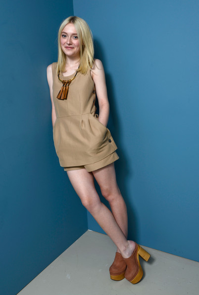 "Dakota Fanning - ""The Last Of Robin Hood"" Portraits - 2013 Toronto International Film Festival"