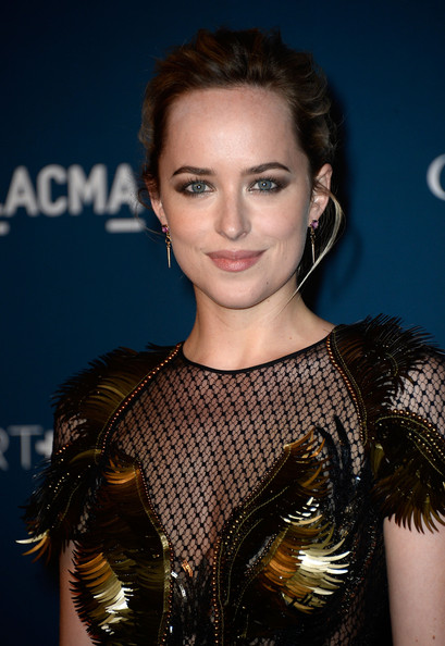 Dakota Johnson - LACMA 2013 Art + Film Gala - Arrivals