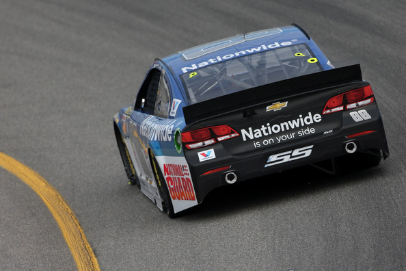 Jr. Dale Earnhardt Jr., driver of the #88 Nationwide Insurance ...