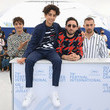 """Dali Benssalah """"Mes Freres Et Moi/La Traviata, My Brothers And I"""" Photocall - The 74th Annual Cannes Film Festival"""