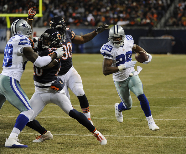 Demarco Murray In Dallas Cowboys V Chicago Bears 1 Of 5