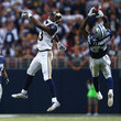 Morris Claiborne and Brian Quick Photos