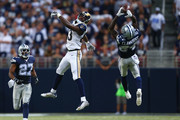 Morris Claiborne and Brian Quick Photos Photo