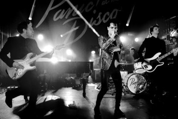 Dallon Weekes Panic! at the Disco Performs at Tower Theatre
