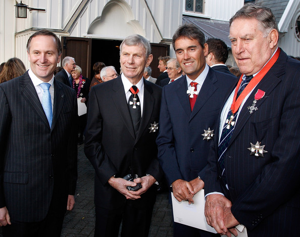 Dames And Knights Return To New Zealand Honours System