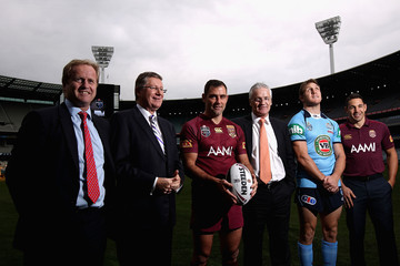 Damian Drum NRL & Victorian Government Announcement