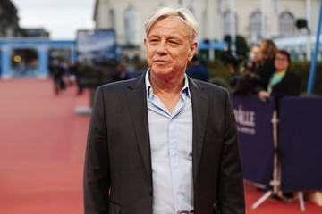 Damian Harris 'They' : Photocall - 43rd Deauville American Film Festival
