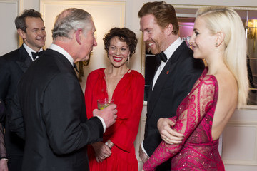 Damian Lewis The Prince Of Wales Attends The Prince's Trust 'Invest In Futures' Reception