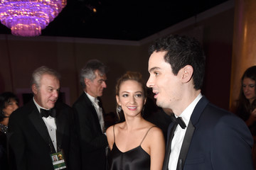 Damien Chazelle 74th Annual Golden Globe Awards - Cocktail Reception