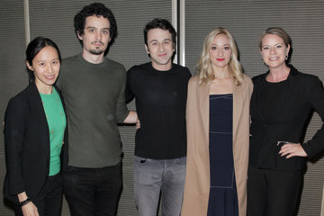 Damien Chazelle Olivia Hamilton Education Through Music-Los Angeles And Griffith Observatory Host Special Screening Of 'First Man'