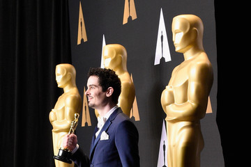 Damien Chazelle 89th Annual Academy Awards - Press Room