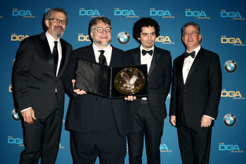 Damien Chazelle 70th Annual Directors Guild of America Awards - Press Room