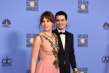 Damien Chazelle 74th Annual Golden Globe Awards - Press Room
