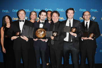 Damien Chazelle 69th Annual Directors Guild of America Awards - Press Room