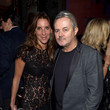 Damien Hirst Aby Rosen And Samantha Boardman Host Their Annual Dinner At The Dutch W Hotel South Beach