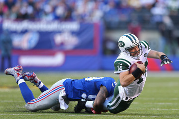 Damontre Moore New York Jets v New York Giants