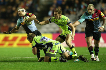 Dan Braid Harlequins v Sale Sharks - Aviva Premiership