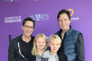 Dan Bucatinsky Don Roos P.S. ARTS Presents Express Yourself 2015 - Red Carpet