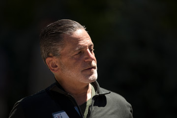 Dan Gilbert Annual Allen And Co. Meeting In Sun Valley Draws CEO's And Business Leaders To The Mountain Resort Town