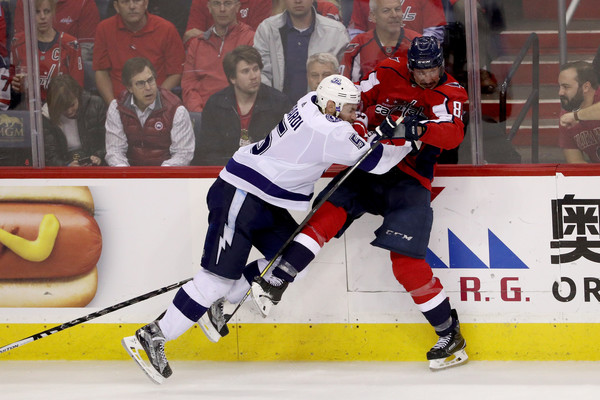 Tampa Bay Lightning Vs. Washington Capitals - Game Four