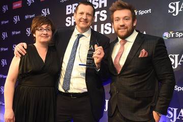 Dan Greaves The SJA British Sports Journalism Awards