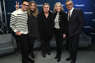 Dan Levy Actors Eugene Levy And Catherine O'Hara Discuss The New Season Of 'Schitt's Creek'