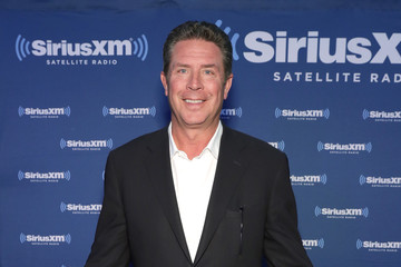 Dan Marino SiriusXM at Super Bowl LI Radio Row