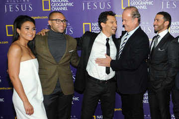"""Dan Mor Red Carpet Event And World Premiere Of National Geographic Channel's """"Killing Jesus"""""""