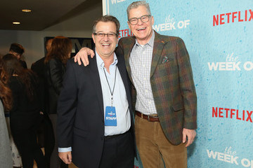 Dan Patrick World Premiere of the Netflix Film 'The Week Of' in New York City