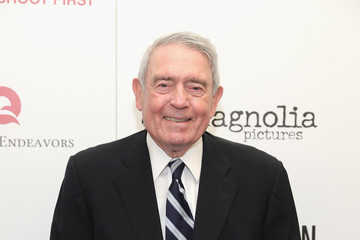 Dan Rather Magnolia Pictures and The Cinema Society Host the Premiere of 'Harry Benson: Shoot First'