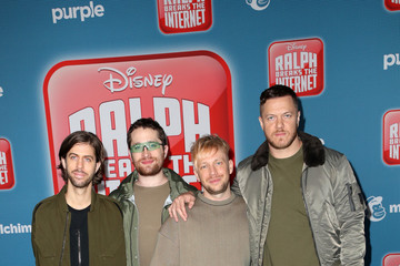 "Dan Reynolds Premiere Of Disney's ""Ralph Breaks The Internet"" - Arrivals"