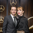 Dan Stevens Mercedes-Benz USA's Oscars Viewing Party - Arrivals