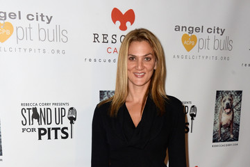 Dana Min Goodman Stars at the 'Stand Up for Pits' LA Charity Event