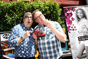 Dana Snyder GBK & Stop Attack Pre Kids Choice Gift Lounge