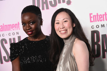 Danai Gurira Angela Kang Entertainment Weekly Hosts Its Annual Comic-Con Party At FLOAT At The Hard Rock Hotel In San Diego In Celebration Of Comic-Con 2018 - Arrivals