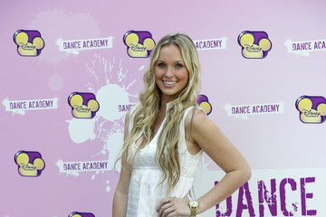 Alicia Banit 'Dance Academy' Photocall in Madrid