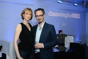 """Melissa Rosenberg and Lev L. Spiro attend the """"Dancing For NED"""" benefit for the Cedars Sinai Women's Cancer Program on May 4, 2013 in Los Angeles, California."""