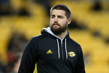 Dane Coles Super Rugby Rd 16 - Hurricanes v Chiefs