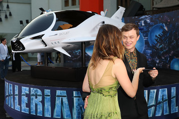 Dane DeHaan 'Valerian and the City of a Thousand Planets' — World Premiere
