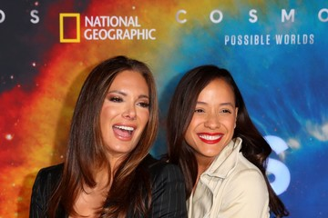 "Dania Ramirez National Geographic's Los Angeles Premiere Of ""Cosmos: Possible Worlds"""