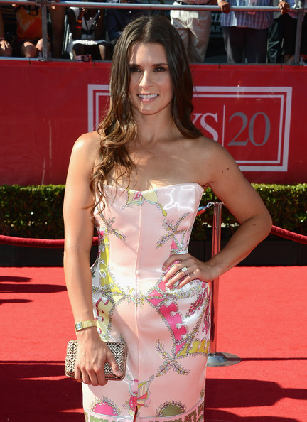 Danica Patrick - The 2012 ESPY Awards - Arrivals