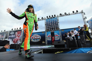 Danica Patrick NASCAR Sprint Cup Series Ford EcoBoost 400